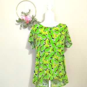 Kermit the frog muppets blouse